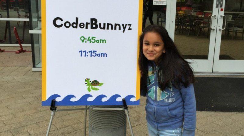 10-letnia programistka