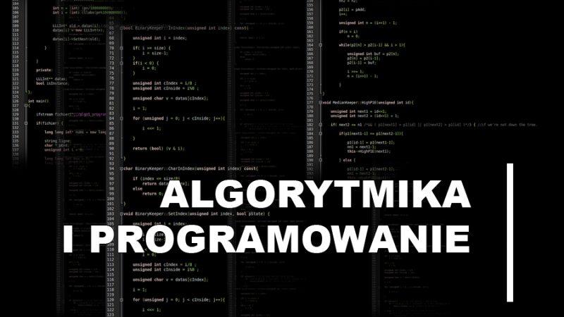 algorytmika i programowanie