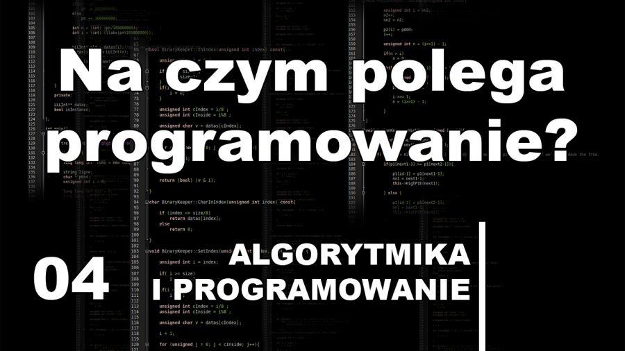 Na czym polega programowanie