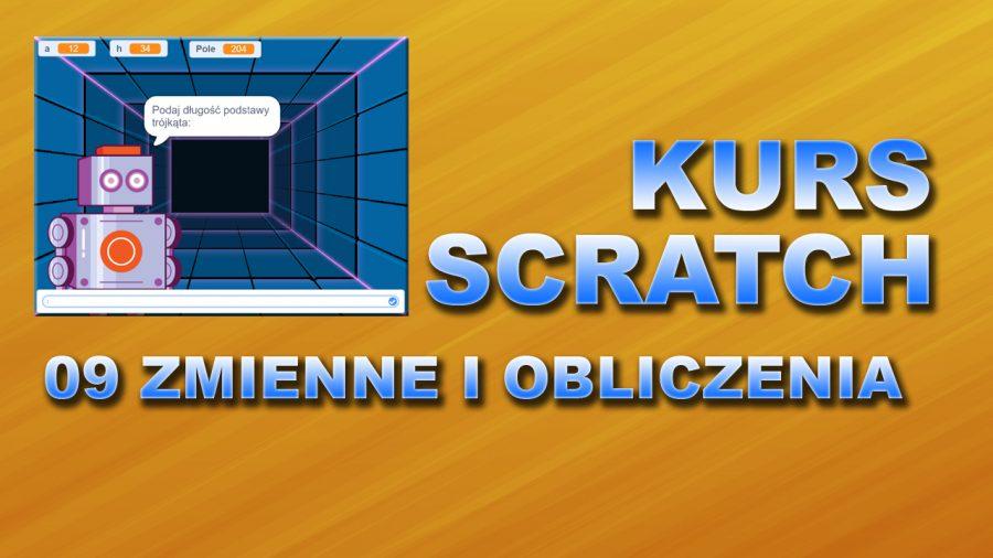 Kurs Scratch 09