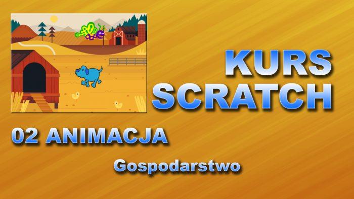 kurs scratch animacja