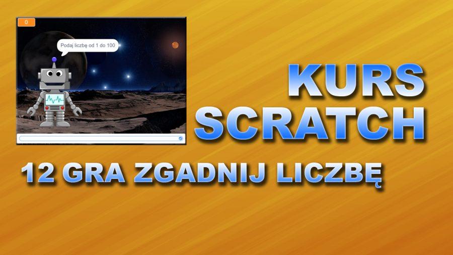 Kurs Scratch 12