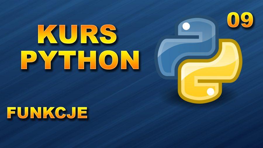 Kurs Python 09